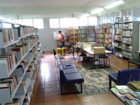 Foto da Biblioteca Pública Municipal Joaquim de Castro Tibiriçá