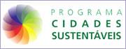 Banner do Programa Cidades Sustentáveis