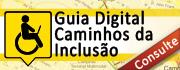 Banner representativo do Guia Digital Caminhos da Inclusão