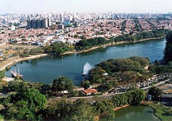 foto: Lagoa do Taquaral | crédito: Luiz Granzotto