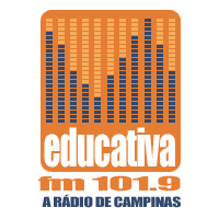 Logotipo da Rádio Educativa FM