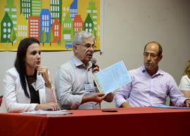 Seplan apresenta proposta de revisão do Plano Diretor a conselheiros do OP