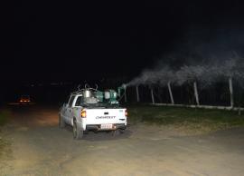 Prefeitura intensifica ações contra a dengue com nebulização na região Sul