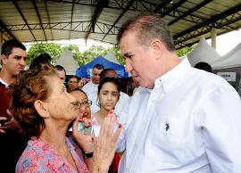 """""""Prefeitura nos Bairros"""" reúne nove mil pessoas na região do Ouro Verde"""