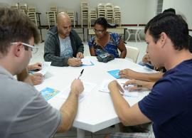 Seplan realiza oficina do diagnóstico comunitário na Região Norte nesta 5ª