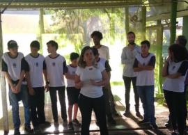 Aula em cooperativa mostra importância do combate à dengue