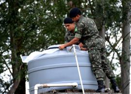 Exército coloca 48 homens para reforçar trabalho de combate à dengue