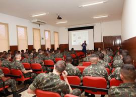 Saúde e Exército realizam ação de combate às arboviroses nesta sexta-feira
