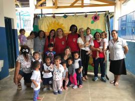 Creche do Vida Nova mobiliza pais, alunos e comunidade no combate à dengue