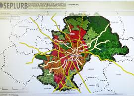 Plano Diretor: novo macrozoneamento está disponível na internet