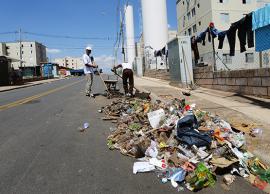 Prefeitura remove 1,2 mil toneladas de entulhos no Jardim Bassoli