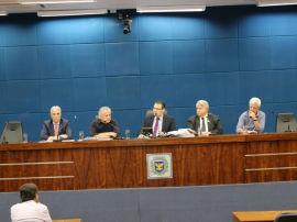 Audiência na Câmara discute Trânsito e Mobilidade Urbana no Plano Diretor