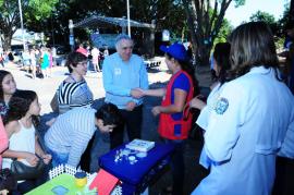 'Juntos contra a Dengue e Chikungunya' tem 1ª edição na região Sudoeste