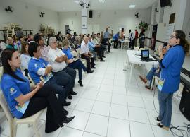 Oficina na região Leste encerra capacitação para revisão do Plano Diretor