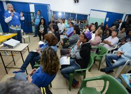 Prefeitura realiza 2ª rodada das oficinas de capacitação do Plano Diretor