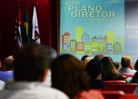 Seminário deu início ao processo de revisão do Plano Diretor de Campinas