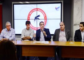 Prefeitura e EPTV anunciam Mutirão Regional de Combate ao Aedes Aegypti