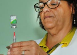 Vacinação contra febre amarela vai até o Majestoso imunizar torcida
