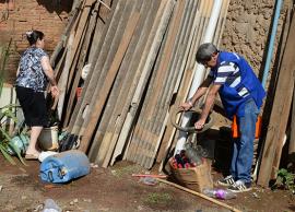Saúde faz ação preventiva contra arboviroses em toda a cidade neste sábado
