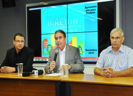Prefeitura prorroga prazo para discussão do Plano Diretor Estratégico