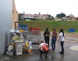 Mobilização contra o Aedes aegypti inclui cooperativas de reciclagem