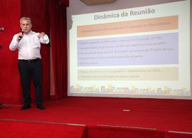 Servidores públicos discutem minuta do Projeto de Lei do Plano Diretor