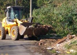 Bairros no Campo Grande recebem mega mutirão de limpeza