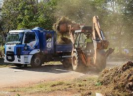 Cooperativas de reciclagem recebem mutirões em ação contra dengue