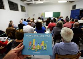 Plano Diretor: Seplurb disponibiliza relatório de participação social