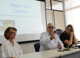 Saúde alerta sobre incidência do vírus tipo 2 da dengue em Campinas