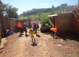 Transforma Campinas reforça limpeza da Comunidade Buraco do Sapo