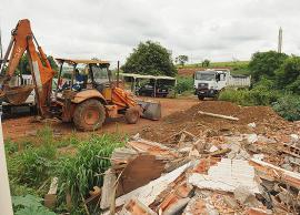 Mutirão de limpeza e cata-treco chegam a 14 bairros da região sudoeste