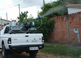 Terceira etapa de bloqueio químico contra a dengue começa na Região Sul