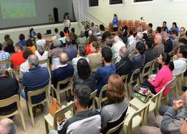 Concidade recebe dados referentes à consulta popular para o Plano Diretor