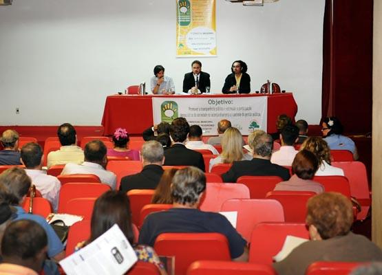 Evento realizado dia 17, no Salão Vermelho da Prefeitura de Campinas