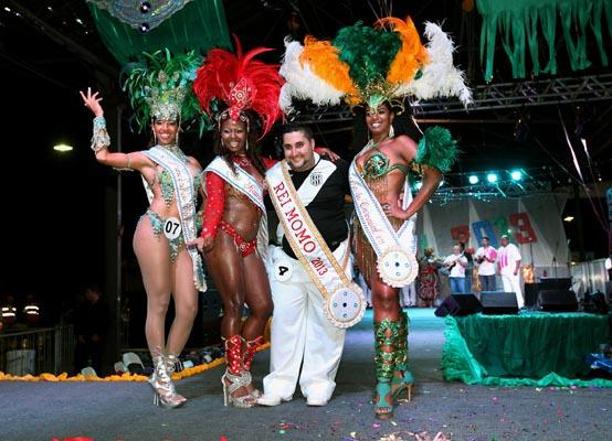 9e24117ef Campinas já tem o seu Rei Momo e a Rainha do Carnaval 2013 ...